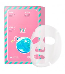 Wonjin Effect Water Bomb Mask (10 Sheets)