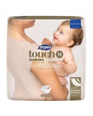 Drypers Touch Mega S70/M64/L54 (1Pack)