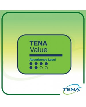 TENA Value L10/M12 (8Packs)