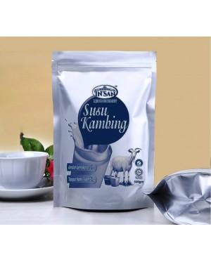 Insan Susu Kambing 500gm (Insan Goat Milk Powder 500gm) Original/Chocolate